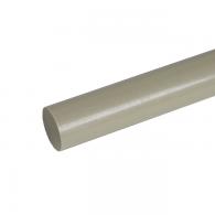 PP, fi 15x1000mm, natur - PP plastika, palica