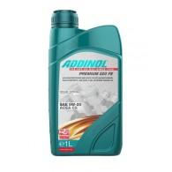 ADDINOL PREMIUM 020 FE, 1L - Motorno olje za osebna vozila