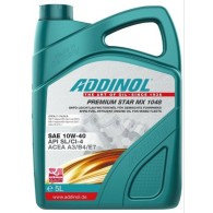 ADDINOL PREMIUM STAR MX 1048, 5L - Motorno olje za mešane flote
