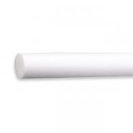 PTFE, fi 10x1000mm, natur - Teflon palica