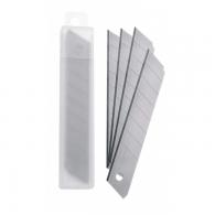 Rezila nadomestna za nož 18mm, material SK2, 10 kos v kpl - 61512 [BLD/KNV/S/1/ST]