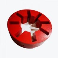 Vložek sklopke HDT 97 RED A6 - Parkljasta sklopka
