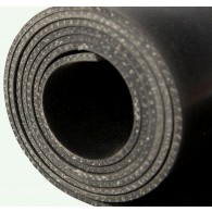 GT SBR 10mm x 1200mm x 10m + 2 vlogi, črna - Neprofilirana tehnična guma