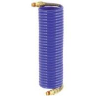 Spiralna cev, vijačni priključek, najlon, R 1/4, Φ 6,3x4,8, 5,0 m [SP 6-500]