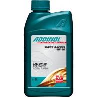 ADDINOL SUPER RACING 5W-50, 1L - Motorno olje za osebna vozila