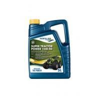 NSL SUPER TRACTOR POWER 15W-40, 5L - Univerzalno traktorsko olje