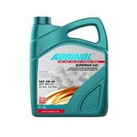 ADDINOL SUPERIOR 040, 4L - Motorno olje za osebna vozila