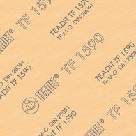 Tesnilna plošča TF-1590, 1500 x 1500 x 2,0mm