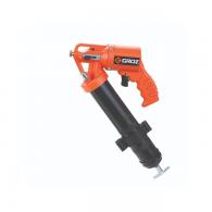 Tlačilka za mast M10x1 400g, pnevmatska z dvojnim delovanjem - 43365 [APGG/1F-30/M] - Dvojno delovanje, stalen dotok ali na pritisk, 760mm fleksibilna cev in mazalna glava