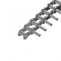 Veriga 12B-D5, vsak 3. člen podaljšan sornik L=40mm - Veriga s podaljšanimi sorniki