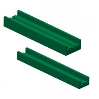 Vodilo verige E1 (20x45) L=2000mm za verigo 08B-2