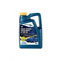 NSL WAVE POWER EXCELLENCE LE 5W-40, 4L - Motorno olje za osebna vozila