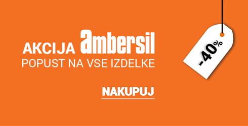 Ambersil akcija -40%