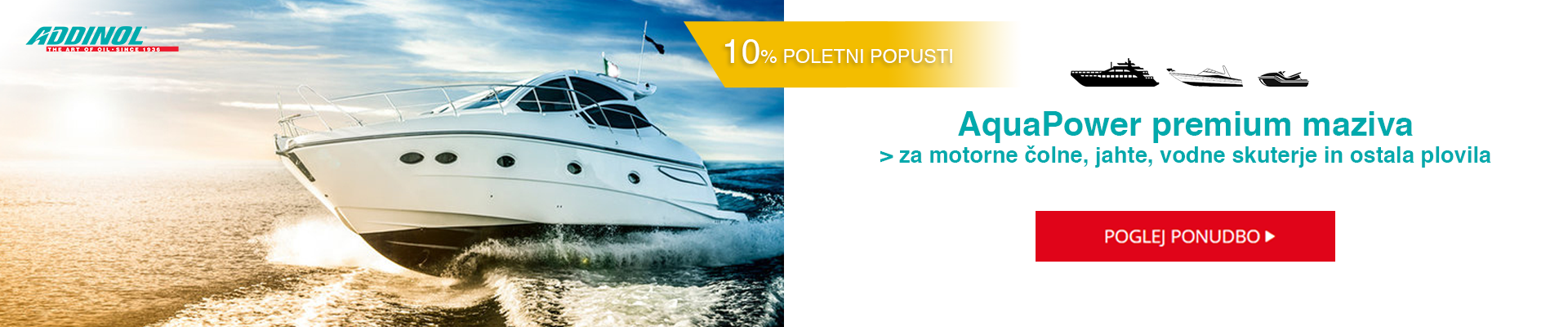AquaPower premium maziva