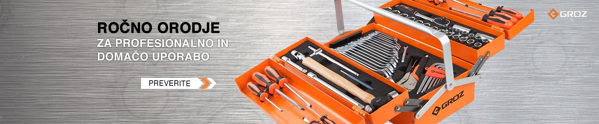 GROZ ročno orodje