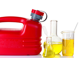Laboratorijska analiza olj